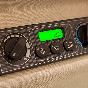 Climate control/automatic air conditioning