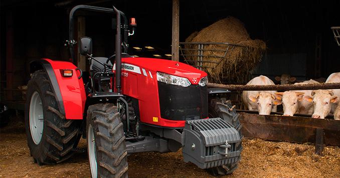 Noticias La Nueva Línea De Tractores Massey Ferguson
